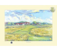Muirfield – 2013 OPEN CHAMPIONSHIP OFFICIAL LIMITED EDITION PRINT - SPECIAL OFFER 25% OFF