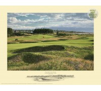 Carnoustie - 4th & 14th holes