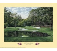 "Augusta National Golf Club - 16th hole ""Redbud"""