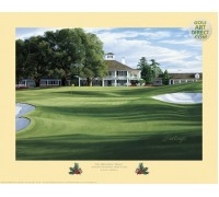 "Augusta National Golf Club - 18th hole  ""Holly"""