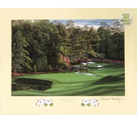 "Augusta National Golf Club - 11th hole - ""White Dogwood"""