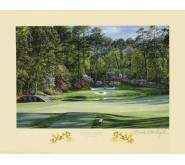 "Augusta National Golf Club - 12th hole  ""Golden Bell"""