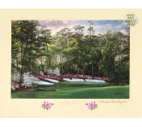 "Augusta National Golf Club - 13th hole ""Azalea"""