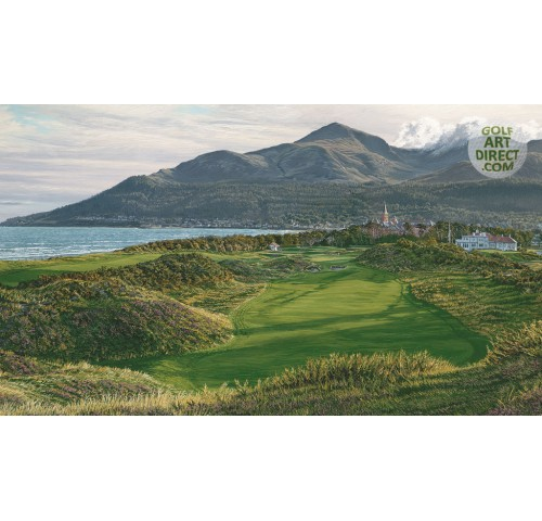 Royal County Down - 9th Hole- SPECIAL OFFER 36% OFF