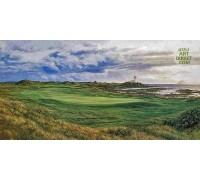 "Turnberry - 10th hole - ""Dinna Fouter"" - Premier Canvas Limited Edition - SPECIAL OFFER 36% OFF"