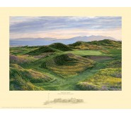 "Royal Troon - ""Postage Stamp"""
