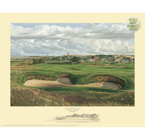 St Andrews - 4th & 14th holes