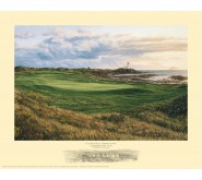 "Turnberry - 10th hole ""Dinna Fouter"""
