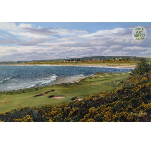 Royal Dornoch - 10th hole