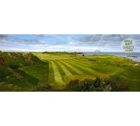 Turnberry - Ailsa Course - 12th Tee - SPECIAL OFFER - MOUNTED FREE OF CHARGE
