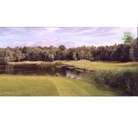 Les Bordes - 7th hole