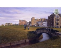 "St Andrews - ""Across the Bridge"""