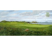 Turnberry - Ailsa Course - 10th Green - SPECIAL OFFER - MOUNTED FREE OF CHARGE
