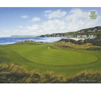 "Royal Portrush - 5th hole ""White Rocks"""