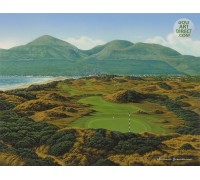 Royal County Down – 3rd hole
