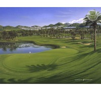 La Manga - South Course 11th hole