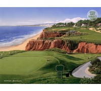 Vale Do Lobo - Royal Course 16th hole